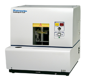 Micromeritics - SediGraph III - Particle Size Analyser
