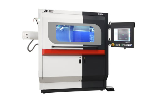 3D MicroPrint - Micro Laser Sintering Machines