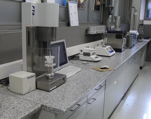 Building on a database of more than 20,00 results - HAVER&BOECKER reveals the value of the FT4 Powder Rheometer for developing high performance